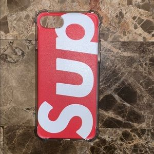 Iphone 7 Supreme Phone Case